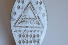 008aSonor voetpedaal 'Sonor' 646-6 nikkel 1927-1929 (7)