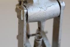 008aSonor voetpedaal 'Sonor' 646-6 nikkel 1927-1929 (8)