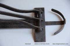009 Sonor voetpedaal 646-5 zwart 1932-1952 (10)