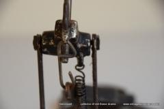 009 Sonor voetpedaal 646-5 zwart 1932-1952 (15)
