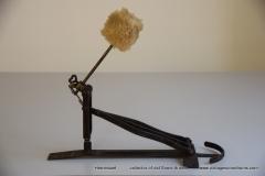 009 Sonor voetpedaal 646-5 zwart 1932-1952 (6)
