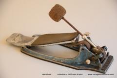 014 Sonor voetpedaal 5308 Presto 1953-1958   (2)