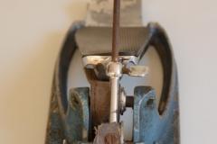 014 Sonor voetpedaal 5308 Presto 1953-1958   (3)