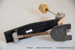 034 Sonor foot pedal no. Z5318 Presto '62 1962 (12)