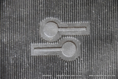 034 Sonor foot pedal no. Z5318 Presto '62 1962 (8)