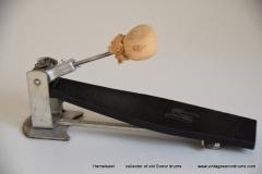035 Sonor foot pedal no. Z5303 Rasant 1962-1963 (1)