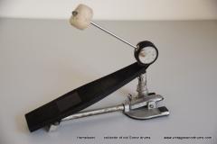 036 Sonor foot pedal no. 5318 Presto 1964-1968 Long spring (1)