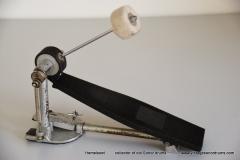 036 Sonor foot pedal no. 5318 Presto 1964-1968 Long spring (2)