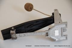 038 Sonor foot pedal no. Z5304 Tempo 1967-1968 Plastic footplate (11)
