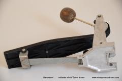 039 Sonor foot pedal no. 5304 Tempo 1967-1968 short spring (11)