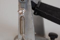 039 Sonor foot pedal no. 5304 Tempo 1967-1968 short spring (8)