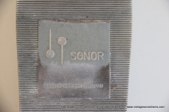 040 Sonor foot pedal no. Z5318 1969 (7)