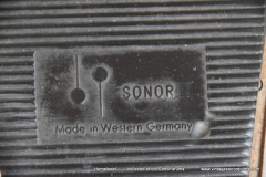 041 Sonor footpedal Z5319 1967-1975 (7)
