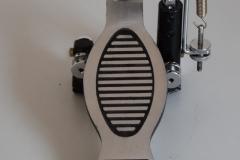 044 Sonor footpedal no. Z5321 Super Champion  1975-1976 (3)