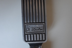 045 Sonor foot pedal no. Z5322 variation on Humair 70ties (6)