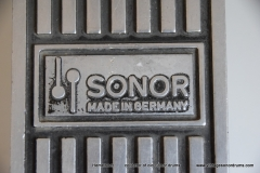 045 Sonor foot pedal no. Z5322 variation on Humair 70ties (7)