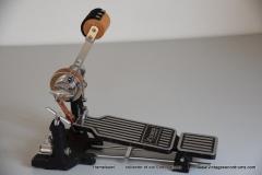 046 Sonor foot pedal no. Z5325 Daniël Humair 1980=1982 (1)