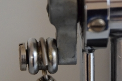 046 Sonor foot pedal no. Z5325 Daniël Humair 1980=1982 (18)