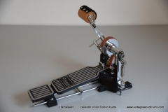 046 Sonor foot pedal no. Z5325 Daniël Humair 1980=1982 (2)