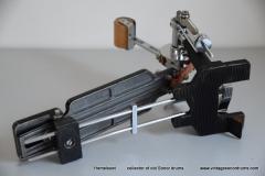 046 Sonor foot pedal no. Z5325 Daniël Humair 1980=1982 (26)