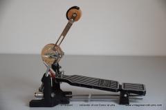 046 Sonor foot pedal no. Z5325 Daniël Humair 1980=1982 (3)