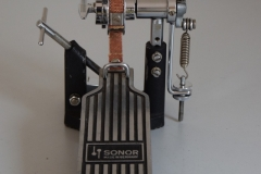 046 Sonor foot pedal no. Z5325 Daniël Humair 1980=1982 (4)