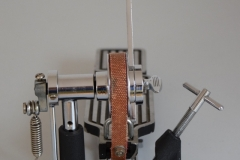 046 Sonor foot pedal no. Z5325 Daniël Humair 1980=1982 (5)