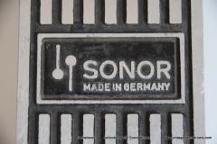 046 Sonor foot pedal no. Z5325 Daniël Humair 1980=1982 (7)