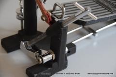 046 Sonor foot pedal no. Z5325 Daniël Humair 1980=1982 (9)