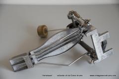 048 Sonor foot pedal no. FZ2093 F3000 1990.... (20)