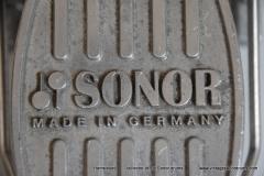 048 Sonor foot pedal no. FZ2093 F3000 1990.... (8)