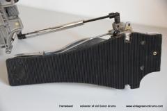 049 Sonor foot pedal no. Z9392 F3000 1990..... (24)